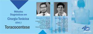 Série 2: Métodos Diagnósticos em Cirurgia Torácica – Toracocentese