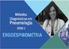 Série 1: Métodos Diagnósticos em Pneumologia –  Ergoespirometria