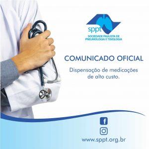Dispensação de medicações de alto custo