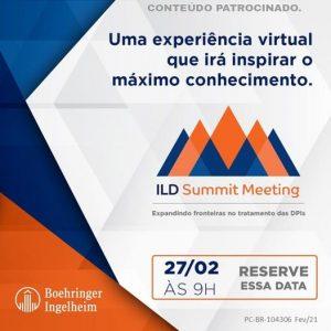 ILD Summit Meeting