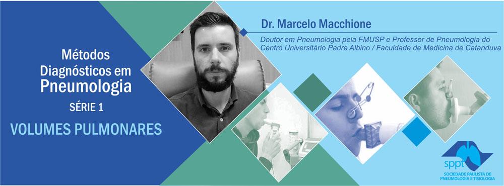 """Série 1: """"Métodos Diagnósticos em Pneumologia"""" – Volumes Pulmonares"""