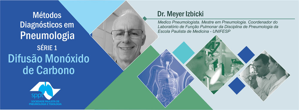 Série 1: Métodos Diagnósticos em Pneumologia – Difusão do Monóxido de Carbono (DLCO)